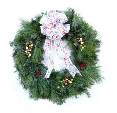 Handmade Christmas Wreaths in Winchester, VA